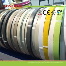 PVC Kantenanleimmaschinen für hochwertige Möbel
