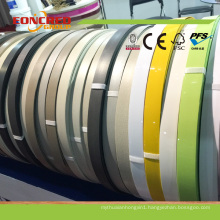 PVC Edge Banding for High Grade Furniture