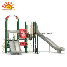 Tema animal Playground ao ar livre para crianças em idade pré-escolar
