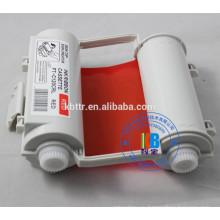 Красная белая красящая лента 120 мм * 55 м sl-r102t sl-r103t для станка Max Bepop CPM-100hc pm-100