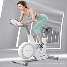 Fitness Adjustable Magnetic Resistan Indoor Cycle Exercise Fit Spinning Bike for Gym