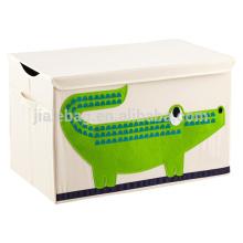 non woven home decorative toy storage box