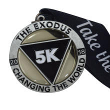 Customized metal marathon medal event small listing customized high quality supplier
