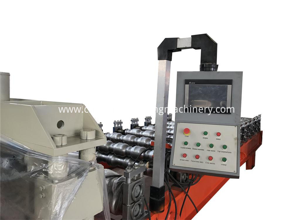 Roll Forming Machine Plc