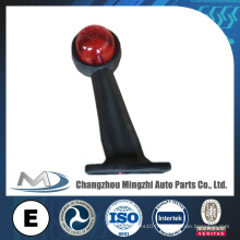 Lampe de signalisation latérale de remorque avec LED DIA65MM