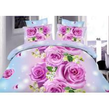 4pcs Bedding Set barato King Size Comforter Bedding Set Nantong