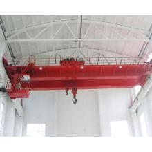 Construcción edificio mandos a distancia universales 10 Ton doble viga grúa