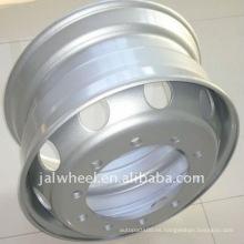 Mejor precio rueda de acero de camiones pesados para la venta caliente