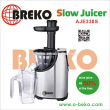 Healty & household slow juicer AJE338S with stainless steel