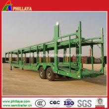 2/3 Achsen Car Carrier Trailer / Auto Transport Semi Truck Trailer (PLY9432TTP)