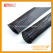 Kabel Diupgrade PET Jalinan Sleeving
