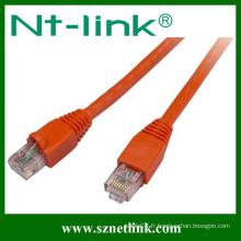 Cordon de raccordement réseau Cat6 UTP / Câble coloré