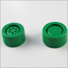 Évent bouchon plastique laboratoire stérile 600ml flacon de Culture cellulaire