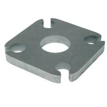 Pieza de automóvil del corte del laser del metal de la precisión