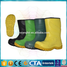 CE colorful PVC children rubber shoes & children PVC rain shoes