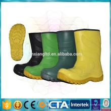 CE красочные ПВХ детей резиновые обувь & детей ПВХ дождь обувь