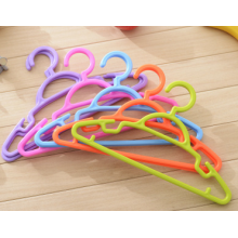 Candy Color Plastic Hanger for Pants and Skirt, Kid's