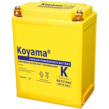 Hohe Preformace Motor Batterie 12V 16ah (KBTX14AU)