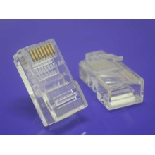 RJ45 Connector C6 One Part