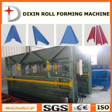 Máquina da curvatura do ferro da construção de 4m ou de 6m
