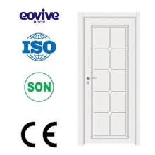 solid wooden door Interior Wooden Painting doors E-S009