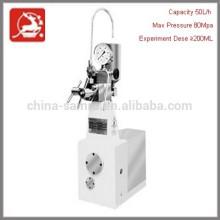 portable laboratory homogenizer