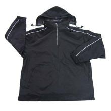 Vente en gros de veste athlétique coupe vent de mode pour homme avec le dernier design