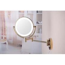 LED Magnify Cosmetic Make Up Espejo de pared