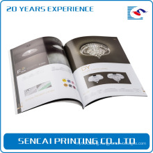 Catalog Brochure Printing Service/ Perfect bound Catalog Printing/ magazine printing