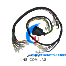 Arnés de cables de piezas de motocicleta para motocicleta WY125