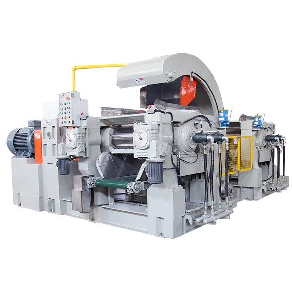 16 Inch Rubber Plastic Automatic Crusher Mill Machine1