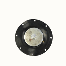 Membrane rubber pneumatic valve diaphragm in valves