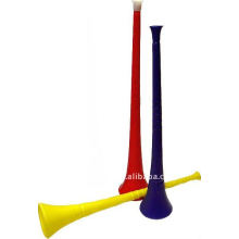 plastic football cheering horn