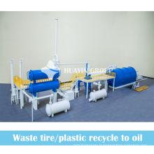HuaYin Company 10T déchets à l'énergie sans émission