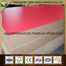 1220*2440mm Different Thickness of Melamine MDF