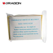DW-EB01 Couverture de survie thermique d'urgence