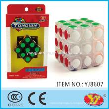 2016 новый товар YJ YongJun LingGan Magic Cube развивающие игрушки English Упаковка для продвижения