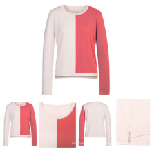 Colorful Women Fashion Knitted Sweater