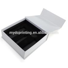 personnaliser la boîte de cadeau de boîte à papier d'aimant pour le cosmétique