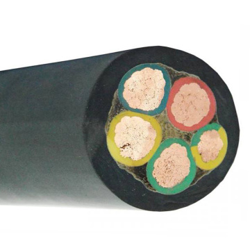 Flexible Heavy Rubber Insulated Sheathed Electrical Cables