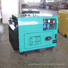 Hot selling 5kva silent diesel generator price set