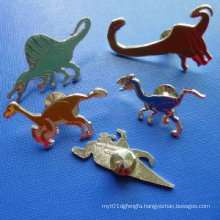 Customized Lapel Pins, Custom Different Shape Badges (GZHY-OP-011)