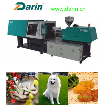 Machine de moulage par injection d'os d'animaux Darin