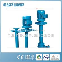 WL bomba de aguas residuales vertical sin obstrucción / bomba sumergible