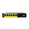 Unmanaged 4 Ports Fast Ethernet POE Switch
