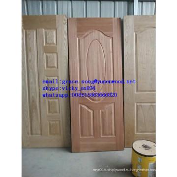 Натуральный Шпон Двери Кожи