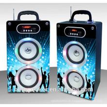 Leuchten Sie Mp3 / Mobile Lautsprecher, Nachtlicht Projektor Lautsprecher Lampe