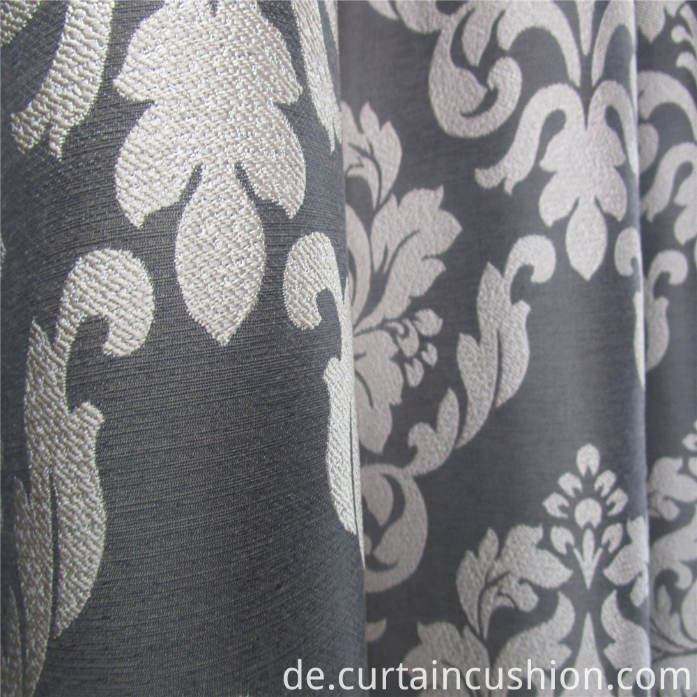 Classical Jacquard Curtain