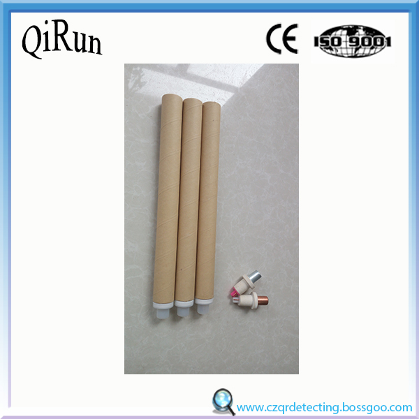 Disposable Thermocouple Temperature Lance