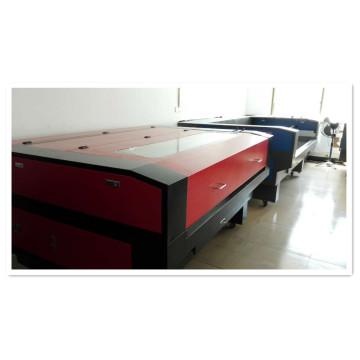 Máquina de corte por láser para la industria textil con una excelente mano de obra